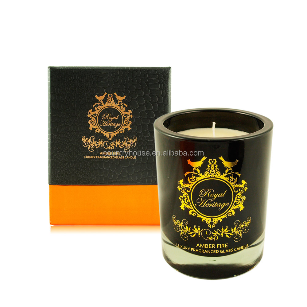 Royal Heritage Premium Soy Glass Candle