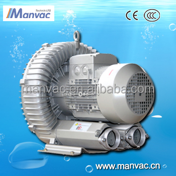 China supply 4kw industrial leaf blower LD 040 H43 R17 electric centrifugal impeller blower