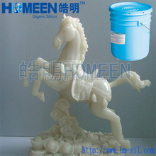 Two-Component Rtv Liquid Silicone For Horse Fondant Mold Making