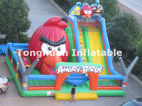 Hot sale inflatable outside amusement playground fun city