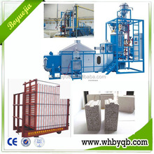 China manufacturer eps cement sandwich panel production line / making machine
