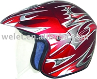 open face helmet WLT-201 DOT motorcycle helmet