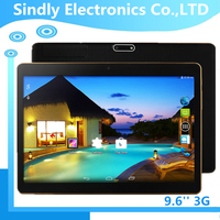 9.6 inch tablet pc with dual sim card slot S960 android tab with great price