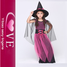 2016 Baby Cosplay Carnival Halloween Party Witches Children Costume