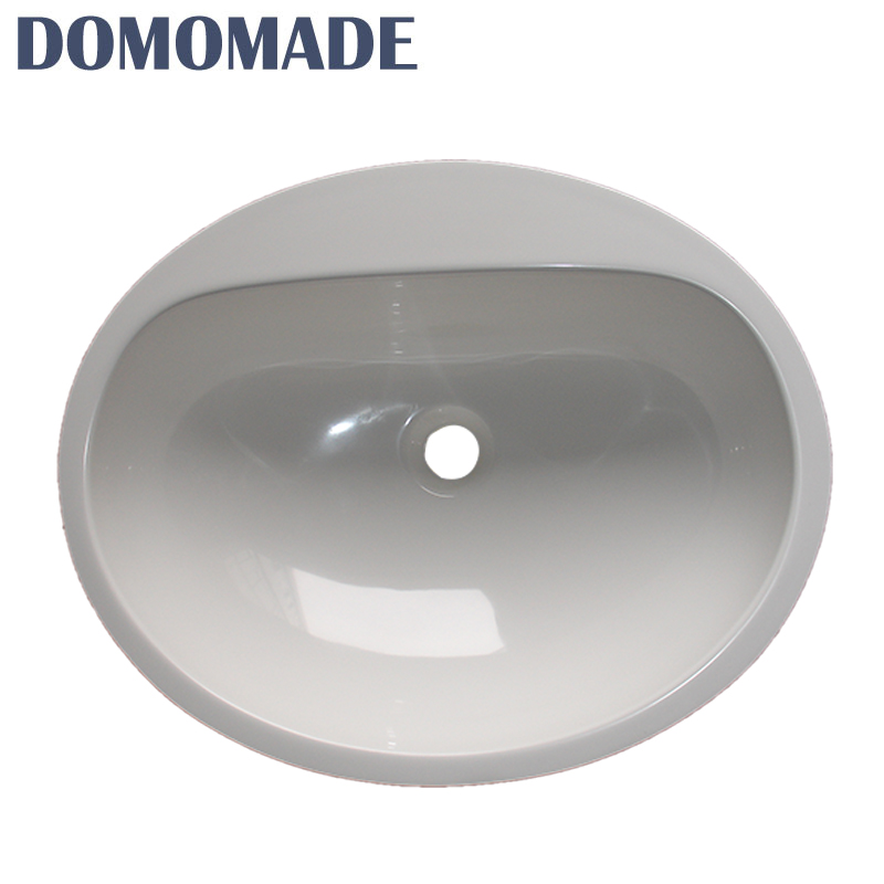 Best discount cheap artificial high quality stone bathroom wash single bowl basin