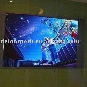 P10 indoor led display for full color video advertising