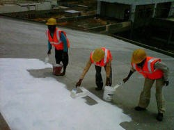 single component white polyurethane resin coating polyurethane roof coating