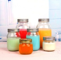 DAILY 1000ml/32oz glass mason jar In Low MOQ Wholesale