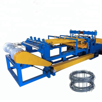 fully automatic brick force welded wire mesh machine in roll