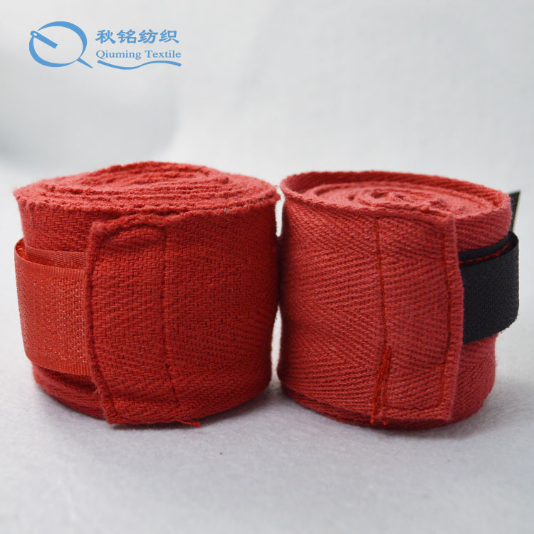 Wholesale MMA custom cheap boxing hand wraps fighting gloves