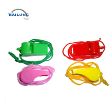 High-Grade Cylinder Steel Plastic Train Whistle