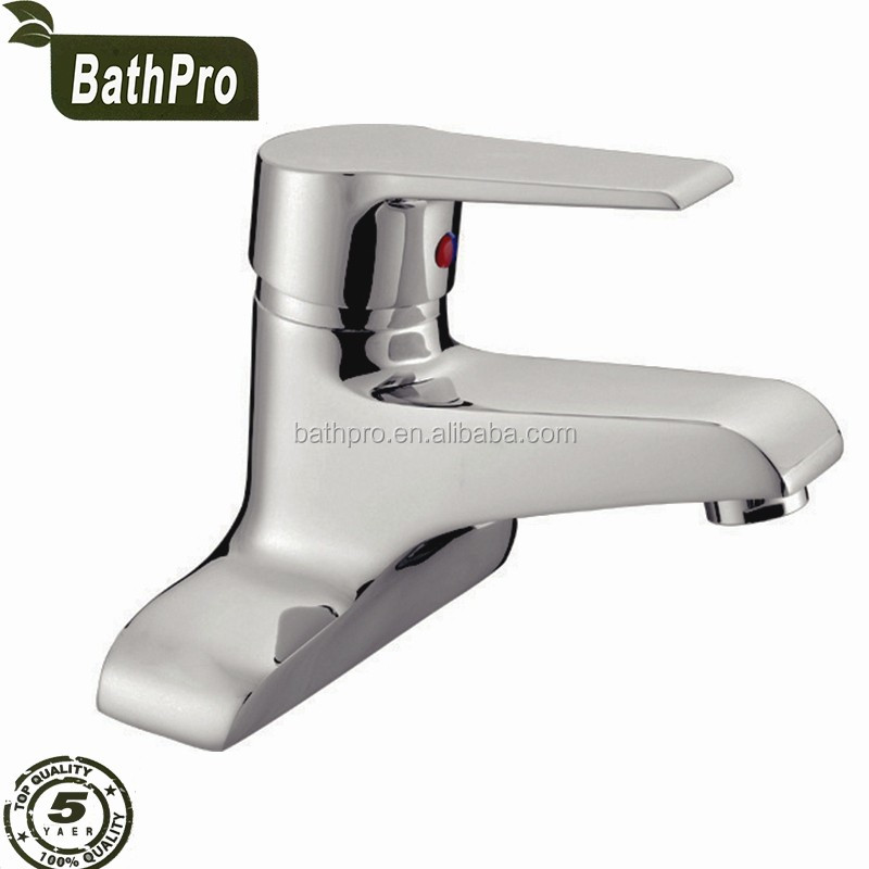 Deck mounted CE cUPC approved 3 Hole Faucet Mount basin faucet