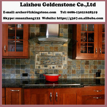 Chinese tan brown good compressive strength granite countertop