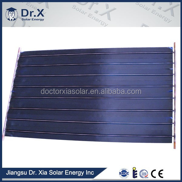 grand one flat plate parabolic solar collector