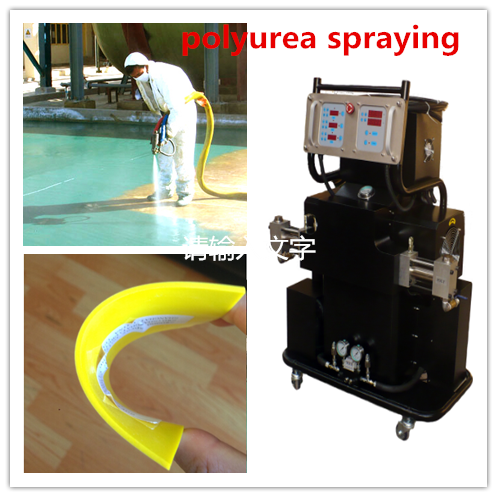 spray machine cost
