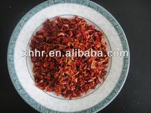 dried sweet red pepper flakes