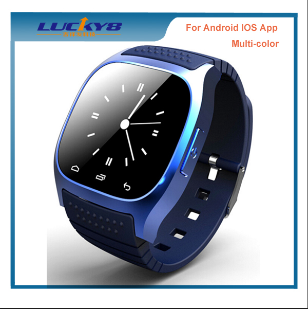 Hand Free M26 Smart Watch Mobile Phone Bluetooth 4.0/3.0V On Sale, M26 Watch With Bluetooth Function, No Sim-Card No Camera