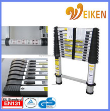 aluminium telescopic ladders portable folding stairs ladder