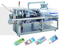 High quality DZH 120 Horizontal Automatic Multifunction High Speed Cartoner