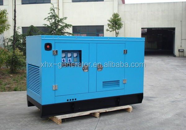 10-2000KW Global Warranty three phase soundproof diesel generator with stamford alternator