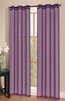 1PC Hot Selling 100% Polyester Cheap Solid Voile Sheer Window Curtain Panel For Hotel Room