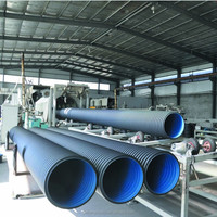 Cheap HDPE Corrugated Drainage Pipe Price