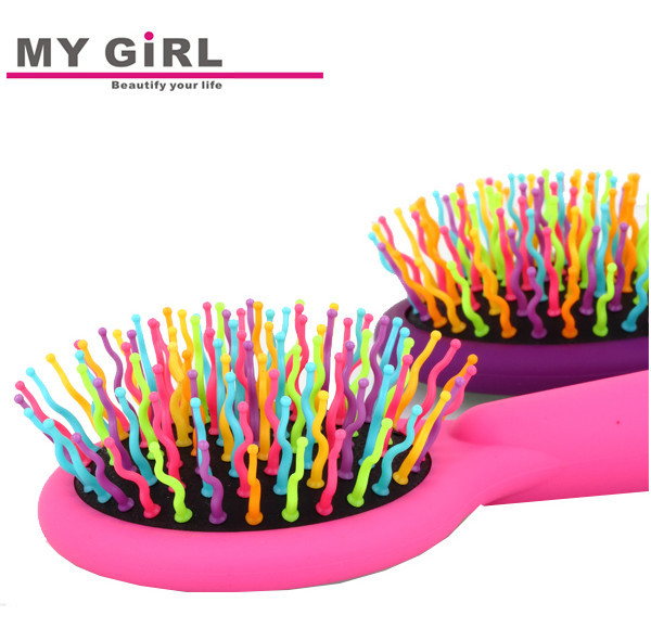2016 New design Cheap circle hair brush pictures professional ceramic brush set