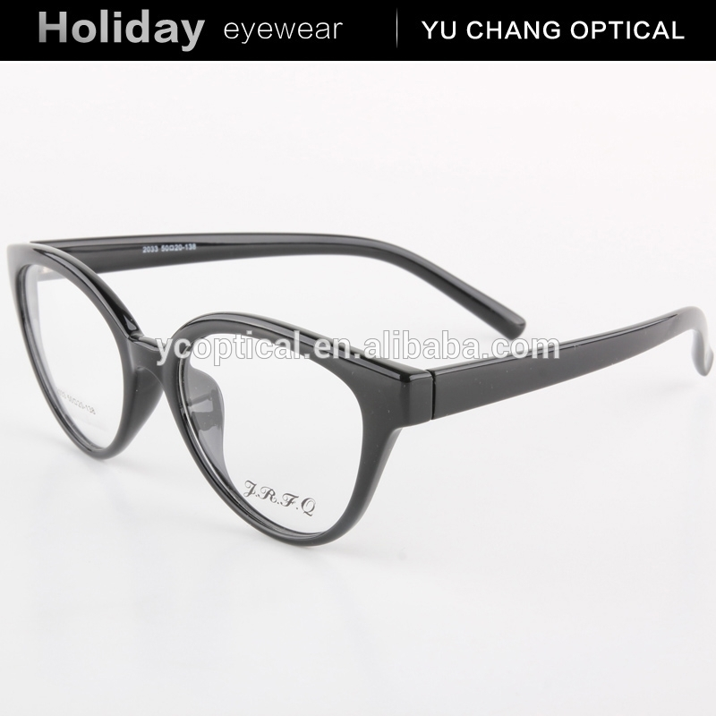 ladies formal wear design promotional TR90 eye wear factory directly supply
