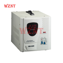 Wholesale latest 3500W automatic voltage regulator 220v