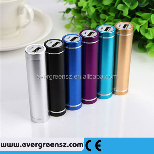 2015 new gift portable battery usb mini charger wholesale cell phone chargers
