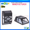 outdoor solar wall mount decorative lights outdoor (item: YH0604A)