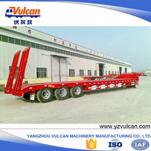 Factory supply 20-50 ton flatbed dolly semi trailer frame with ISO9001