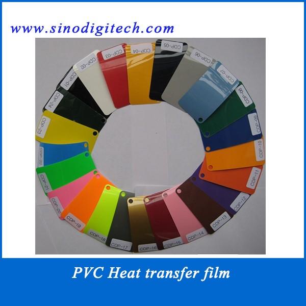 Pvc Heat Tranfer Film Pvc Heat Transfer Paper Pvc Heat