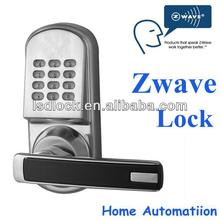 Zwave Smart Lock For Home Automation System