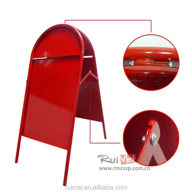 X Banner Stand Art Exhibition Show Display Folding Advertising Stand