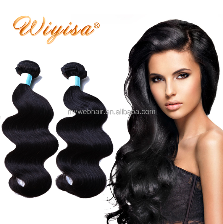 Top quality hot style 2016 new cheap price factory price grade 9a wholesale peruvian virgin hair vendors