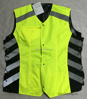 new arrival motocycle bike reversible ladies safety jacket
