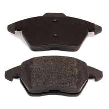 Semi-metallic ceramic brake pads for nissans tiida D815