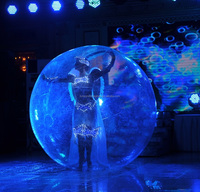 Dancing ball on sale, 0.8mm pvc/tup durable inflatable water sphere/aqua running balls/water bubble ball