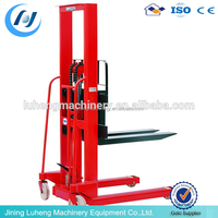 brand new hydraulic pump manual pallet truck 2500kg hand operated forklift