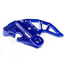 Dirt bike CNC Integrated Rear Brake Disc Guard For KTM SX/EXC/XC/XC-W 125 250 450 525 530
