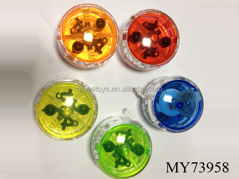 Cusomized Professional Clutch LED Yoyo/Jojo In Different Color
