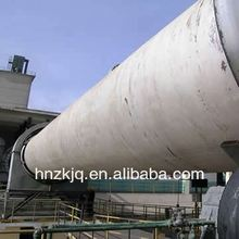 Rotary kiln with ISO certificate for dolomite/ceramic sand