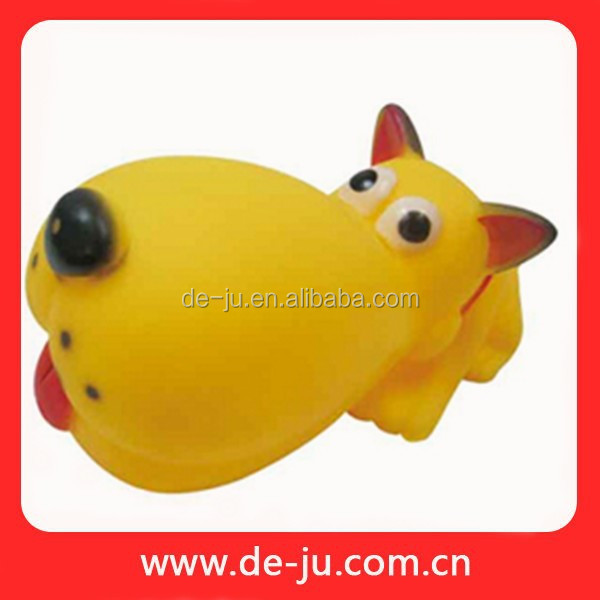 Small Hippo Bath Soft Rubber Toys For Kids