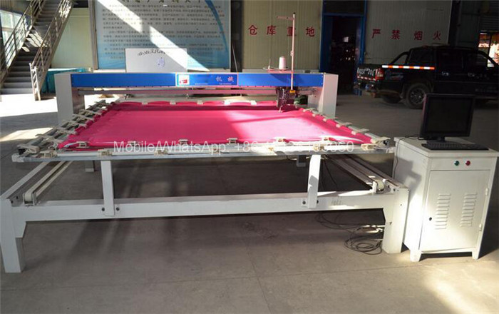 Industrial Computized quilting embroidery machine price