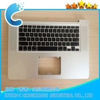 "Top Case & UK Layout keyboard For Macbook Pro A1286 15"" Unibody 2010 Year Version Laptop"