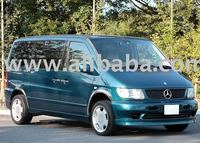 1998 Second hand cars Mercedes Benz V230 Van RHD