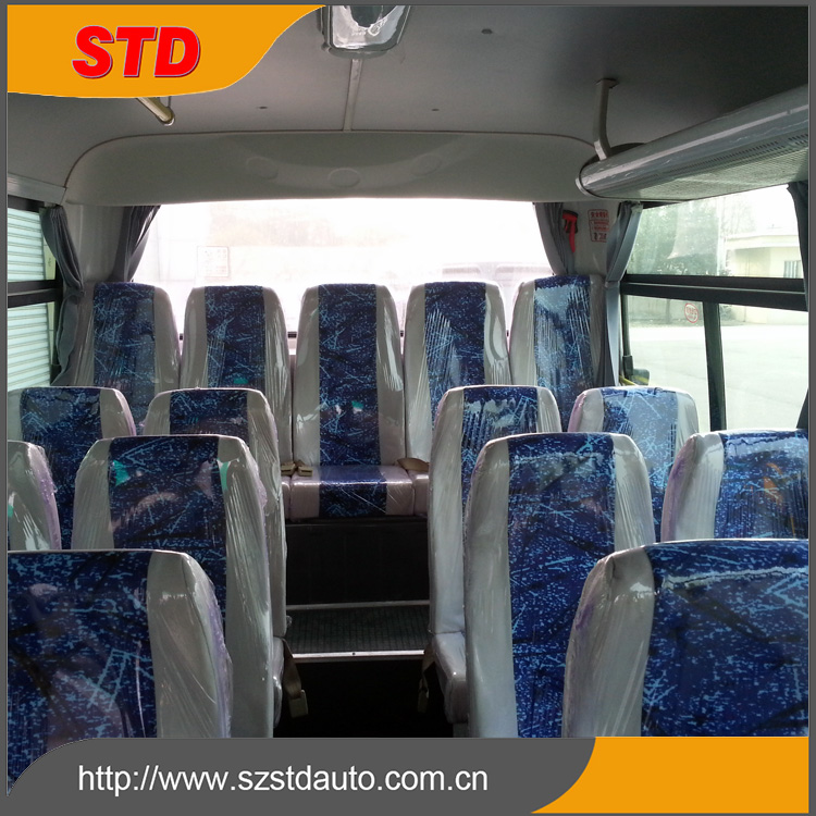 Alibaba China coach bus color design