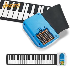 iWord Battery musical instrument mobile music keyboard usb midi piano