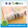 Rice paper masking tape from Yiwu